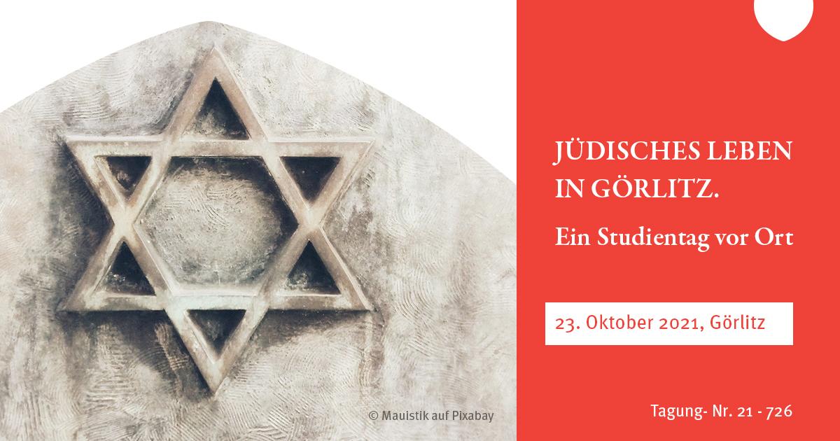 Auf den Spuren jüdischen Lebens in Sachsen